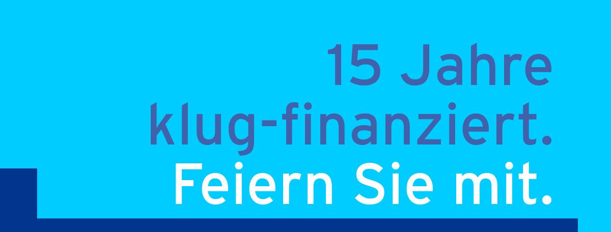 15-jahre-klug-finanziert-feiern-Sie-mit